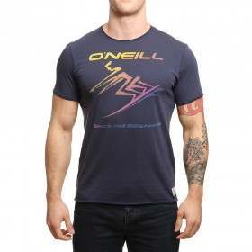 ONeill The 80's Tee Ink Blue