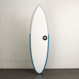 7S SLIPSTREAM CV SURFBOARD 5ft 11 Blue
