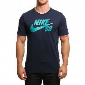 Nike SB Logo Tee Obsidian/Teal