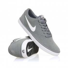 Nike SB Check Solar Shoes Cool Grey/White