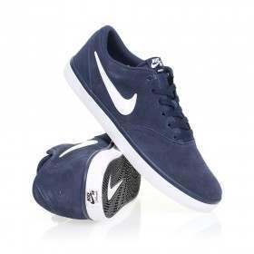 Nike SB Check Solar Shoes Midnight Navy/White