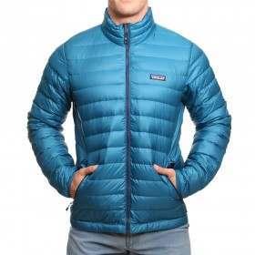 Patagonia Down Sweater Jacket Deep Sea Blue