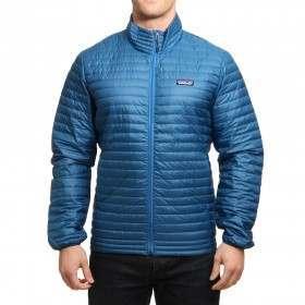Patagonia Down Shirt Jacket Big Sur Blue