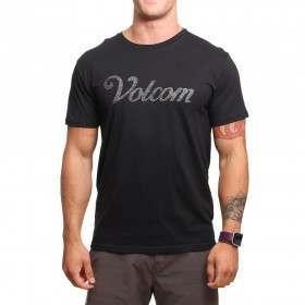 Volcom Cycle Tee Black