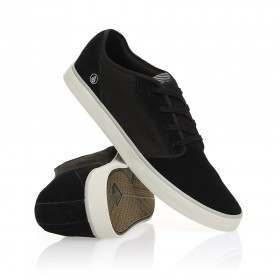 Volcom Grimm 2 Shoes Black On Black