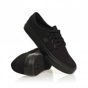 DC Trase TX Shoes Black/Black/Black