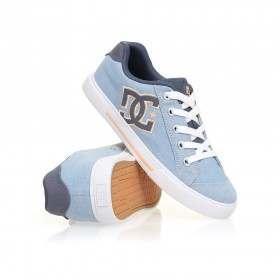DC Chelsea TX SE Shoes Navy/White