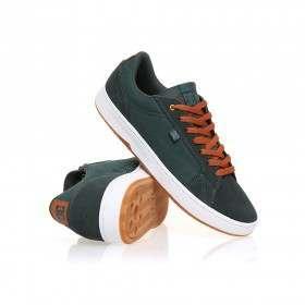 DC Astor Shoes Dark Green