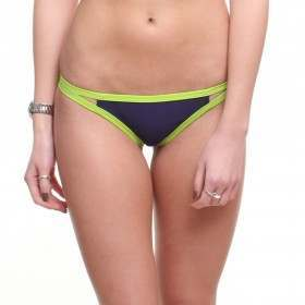 ROXY FLIP SIDE SWIM PANTS Indigo