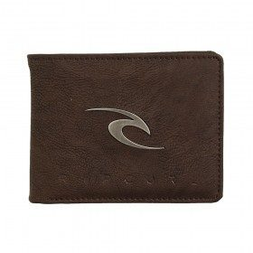 Ripcurl New Ride All Day Wallet Brown