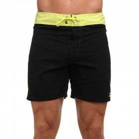 Billabong All Day Short Boardshorts Black/Lime