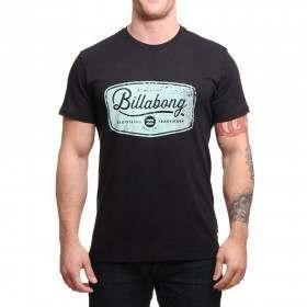 Billabong Pitstop Tee Black