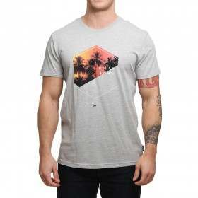 Billabong Enter Tee Grey Heather