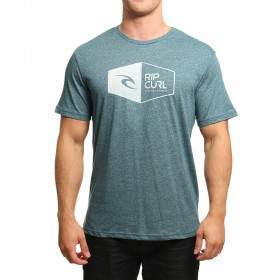 Ripcurl 3D Icon Tee Tapestry Marle