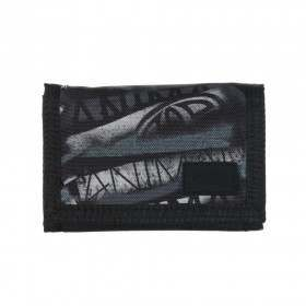 Animal Neon Wallet Black