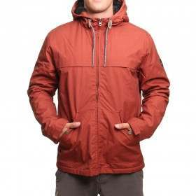 Quiksilver Wanna Jacket Barn Red