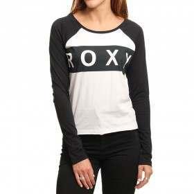 Roxy Love's Recipies L/S Top True Black