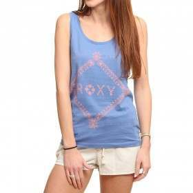 Roxy Basic Tank Batik Morning Sky