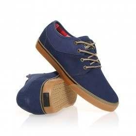 Globe Mahalo Shoes Navy/Tartan/Gum