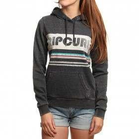 Ripcurl Active Stripe Hoody Black