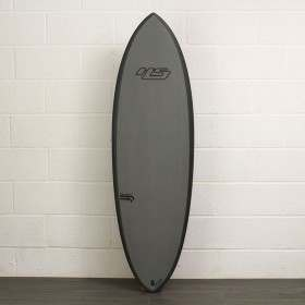 Hayden Shapes Hypto Krypto FF Futures Grey 5FT 8