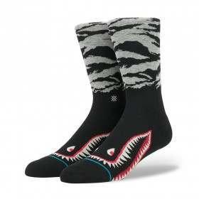 Stance Warhawk Socks Black