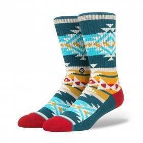 Stance Table Mountain Socks Green