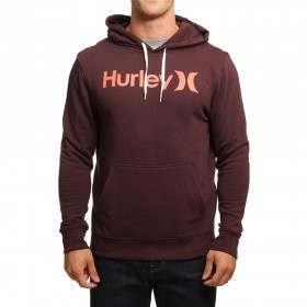 Hurley One & Only Hoody Mahogany