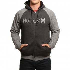 Hurley Getaway Sherpa Black