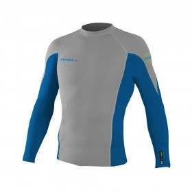 ONeill Hyperfreak 0.5MM Long Sleeve Wetsuit Top Lu