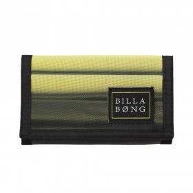 Billabong All Day Wallet Acid Yellow