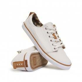 Reef Walled Low Shoes White