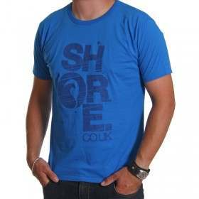 SHORE TEE Blue/Blue