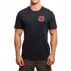 Element Wrapped Tee Eclipse Navy