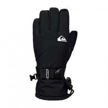 Quiksilver Boys Mission Snow Gloves Black
