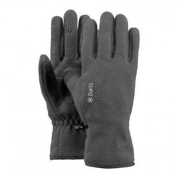 Barts Fleece Gloves Anthracite