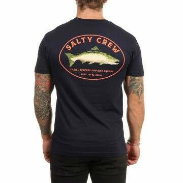 Salty Crew King Sal Premium Tee Navy