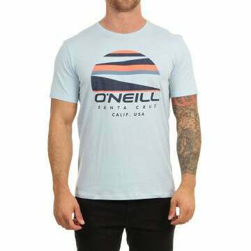 ONeill Sunset Logo Tee Opal Blue