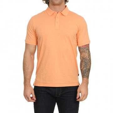 ONeill Essentials Polo Shirt Canteloupe