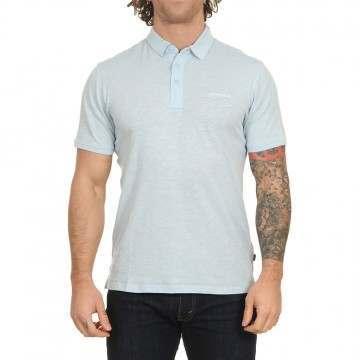 ONeill Essentials Polo Shirt Opal Blue