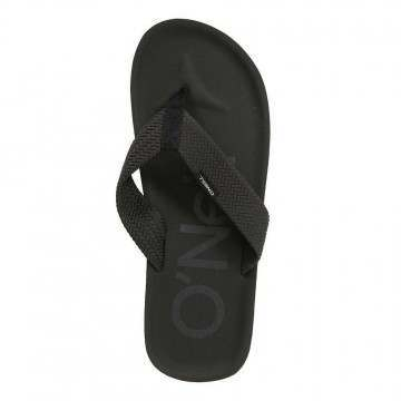 ONeill Chad Logo Sandals Black Out