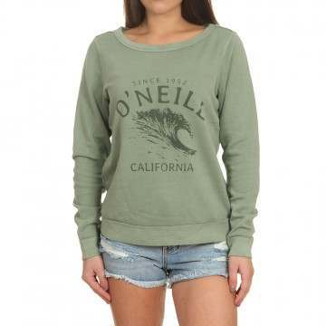ONeill Becky Crew Lily Pad