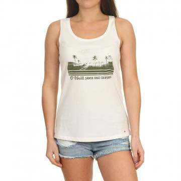 ONeill Scarlet Tank Top Powder White