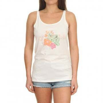 ONeill Ariana Tank Top Powder White