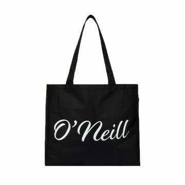 ONeill Logo Shopper Bag Black Out