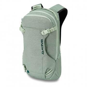Dakine Womens Heli Pack 12L Backpack Green Lily