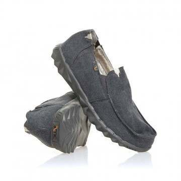 Hey Dude Farty Chalet (Fur Lined) Shoes Oceano
