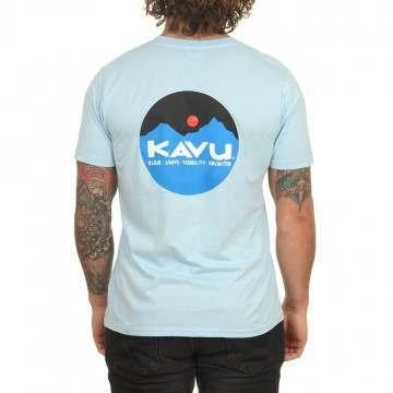Kavu Klear Tee Light Blue