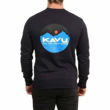 Kavu Klear Crew Navy