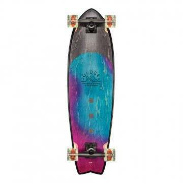 Globe Chromantic 33 Inch Skateboard Washed Aqua